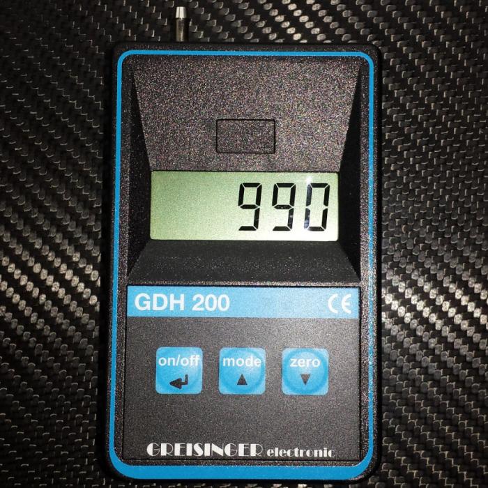 Digital Vacuum Absolute Pressure Gauge