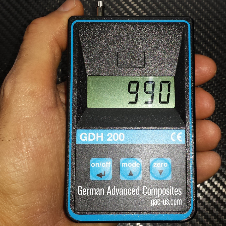 Digital Vacuum Absolute Pressure Gauge