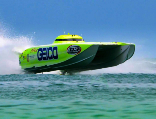 Miss Geico Racing Team – World Champion in Offshore Racing