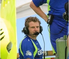 Gary Stray Crew Chief Miss Geico Offshore Racing
