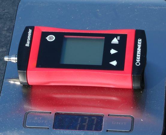 Digital Vacuum Absolute Pressure Gauge G1114