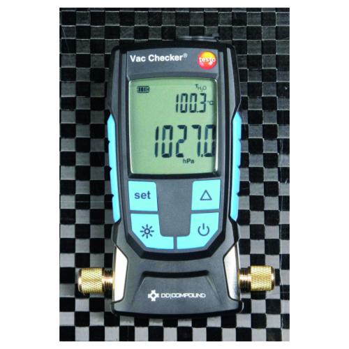 Digital Vacuum Absolute Pressure Gauge - Vac Checker - for Vacuum Resin Infusion